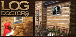 Log Caulking Log Home Caulking and Sealing
